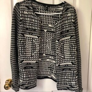 H&M knit blazer